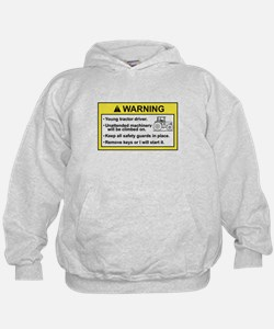 Tractor Driver Hoodie
