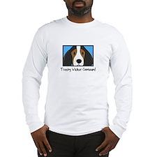 Anime TW Coonhound Long Sleeve T-Shirt