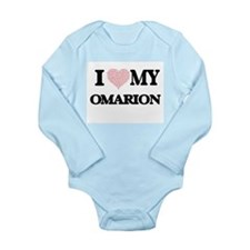 I Love my Omarion (Heart Made from Love Body Suit