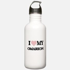 I Love my Omarion (Hea Water Bottle