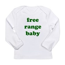 Unique Free Long Sleeve Infant T-Shirt