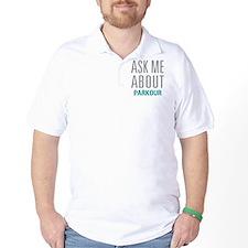 Ask Me About Parkour T-Shirt