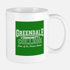 Greendale Community College Mugs