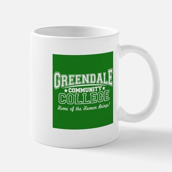 Greendale Community College Mugs