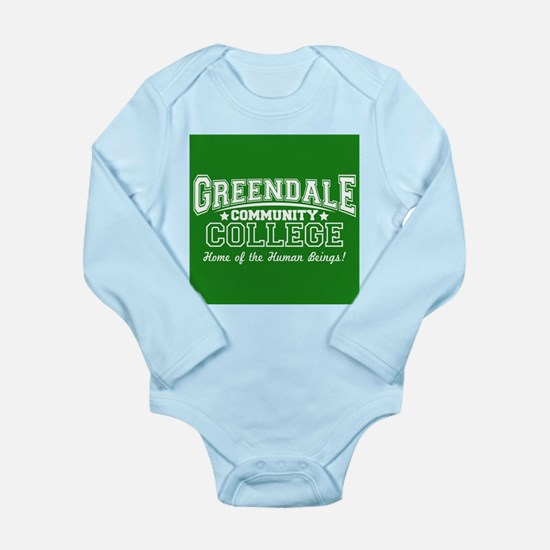 Greendale Community College Body Suit