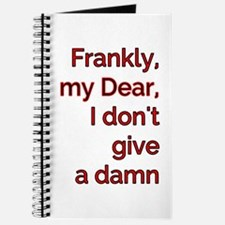 Frankly My Dear Journal