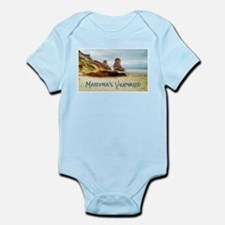 Lucy Vincent Beach Infant Bodysuit