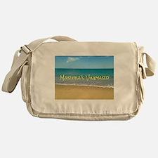 Chappaquiddick Beach Messenger Bag