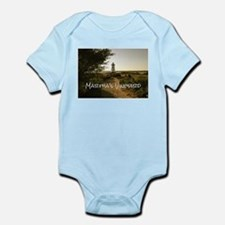 Lighthouse Path Infant Bodysuit