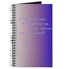 Smart blonde Journal