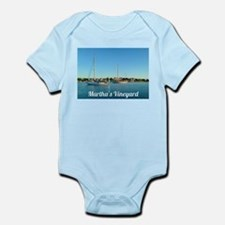 Edgartown Harbor Infant Bodysuit