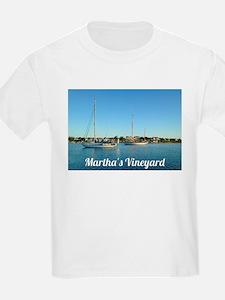 Edgartown Harbor T-Shirt