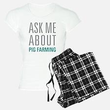 Pig Farming Pajamas