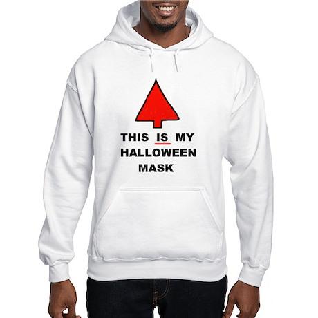 MY MASK Hooded Sweatshirt