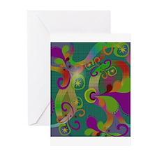 Cute Vivid imagination Greeting Cards (Pk of 10)