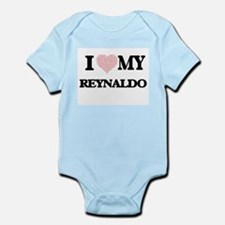 I Love my Reynaldo (Heart Made from Love Body Suit