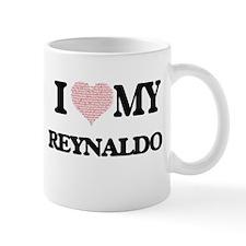 I Love my Reynaldo (Heart Made from Love my w Mugs