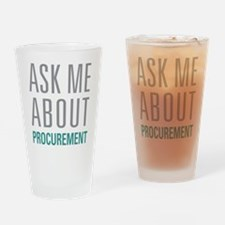 Procurement Drinking Glass