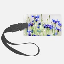 So Many Flowers, So Little Time Luggage Tag
