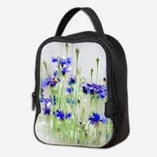 So Many Flowers, So Little Time Neoprene Lunch Bag