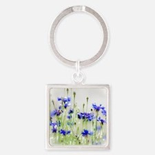 So Many Flowers, So Little Time Keychains
