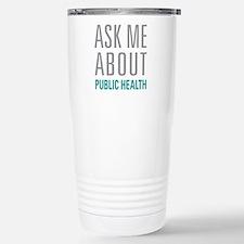 Public Health Stainless Steel Travel Mug