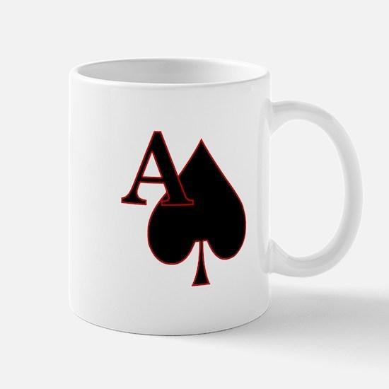 aceOfSpades Mugs