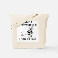 Cute Retirement planning Tote Bag