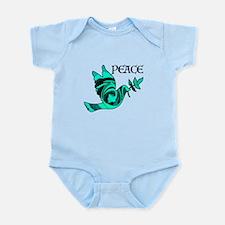 Peace Dove-GRN Body Suit