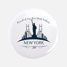 Cute Manhattan Button