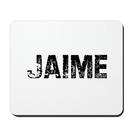 Jaime Mousepad