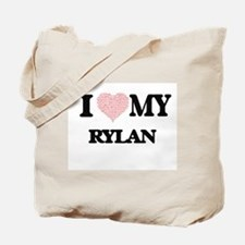 I Love my Rylan (Heart Made from Love my Tote Bag