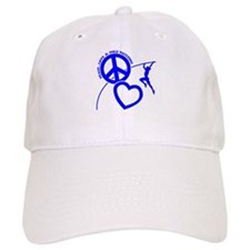 P-L-POLE VAULTING Baseball Cap