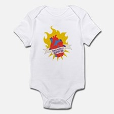 Heart Surgery Survivor Infant Bodysuit
