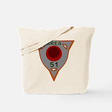 AREA 51 REVERSE ENGINEERING Tote Bag