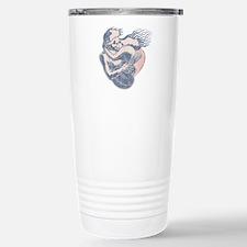Blues Angel Travel Mug