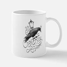 Crow King Mugs
