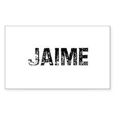 Jaime Rectangle Decal