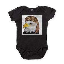 Funny Patriots Baby Bodysuit