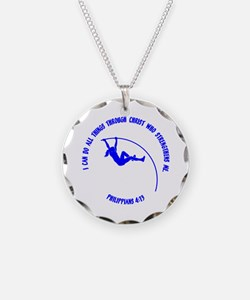 Pole Vault Necklace