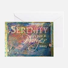 Serenity Prayer Greeting Cards