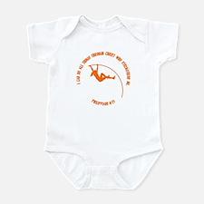POLE VAULT - PHIL.413 Infant Bodysuit