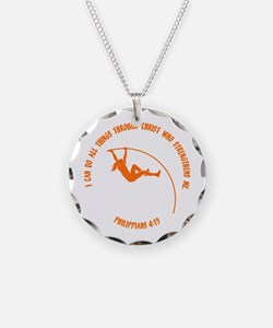POLE VAULT - PHIL.413 Necklace