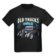 Funny Old chevy truck T