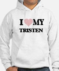 I Love my Tristen (Heart Made fr Hoodie