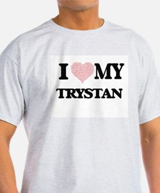 I Love my Trystan (Heart Made from Love my T-Shirt