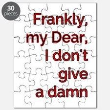 Frankly My Dear Puzzle