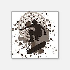 skateboard graphic Sticker