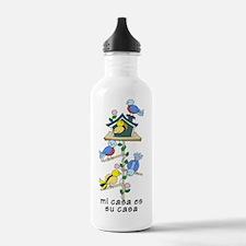 Cute Casa Water Bottle