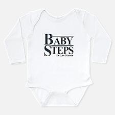 Funny Good morning Long Sleeve Infant Bodysuit